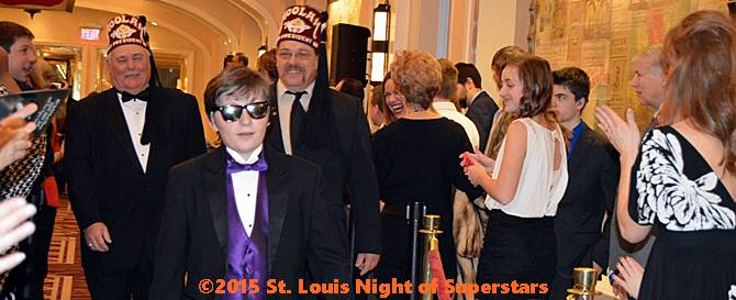 Class of 2015 St. Louis Night of Superstars River City Casino and Hotel